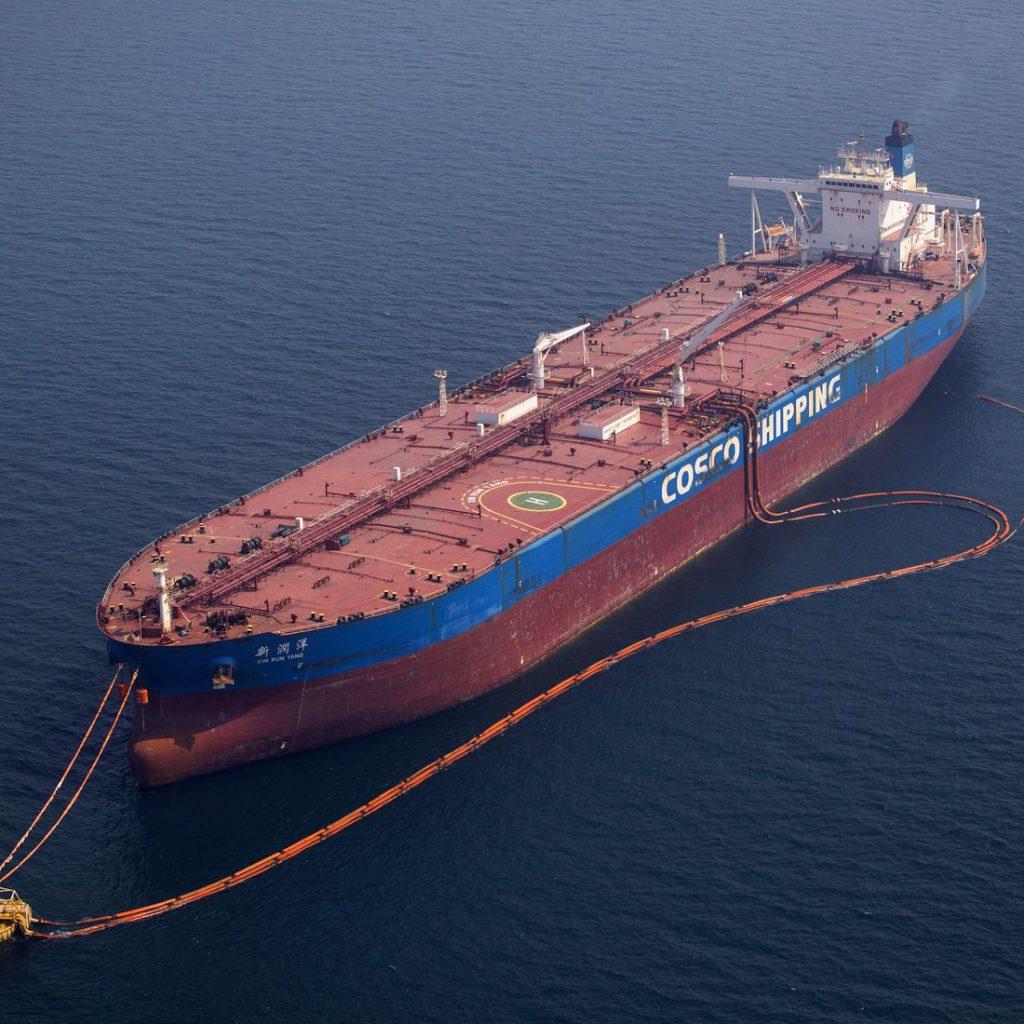 transport oil
