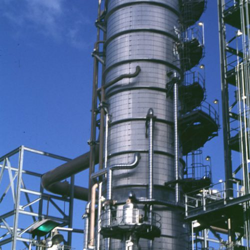 FCC Distillation Column